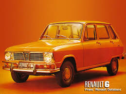 renault orange my first car a renault 6 thanks dad renault alpine