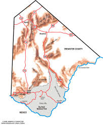 Tx County Map Tha Alterna Page Image Gallery Brewster County Texas