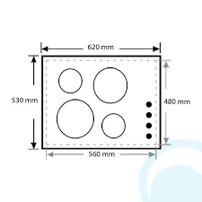 Westinghouse 5 Burner Gas Cooktop Gas Cooktop Dimensions Pictures To Pin On Pinterest Thepinsta