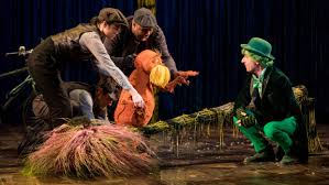 the lorax at children s theatre is a splendid slice of seuss