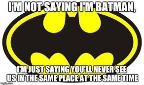 Meme Logo - batman logo meme generator imgflip
