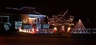 the most dazzling rhode island christmas light displays wpro fm