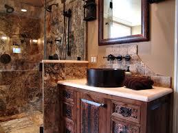 Copper Pedestal Sinks Rustic Bathroom Vanity With Copper Sink Vessel Pedestal