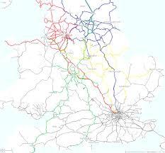Canterbury England Map by National Rail For Alluring Map Uk Rail Lines Evenakliyat Biz