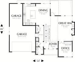 50 sq feet modern style house plan 3 beds 2 50 baths 2370 sqft 25 4415 40