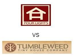 Four Lights Tiny House Tumbleweed Tiny Homes Vs Four Lights U2013 Which Is Best