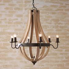 interior rustic wood chandeliers inside voguish chandelier