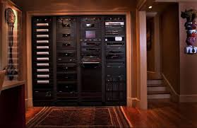 home theater hvac design theater rack built for 34 displays 24 zones of audio hvac