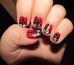nail art designs for short nails without tools party nail art