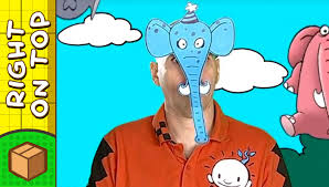 crafts ideas for kids elephant headgear diy on boxyourself