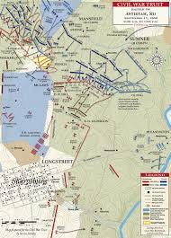 Pa Road Map Antietam Sunken Road 9 00am To 12 00pm Civil War Trust