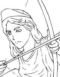 greek mythology 56 gods and goddesses u2013 printable coloring pages