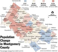 map of bucks county pa towns the 2010 census philly philly