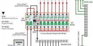 mcb wiring diagram wiring diagram and schematic design