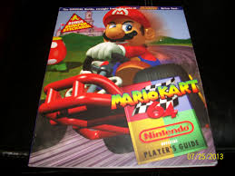 the official mario kart 64 nintendo player u0027s guide amazon com books