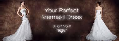 wedding dress murah mermaid wedding dress kualiti baik dan harga murah