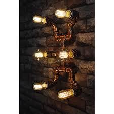 Lighting For Bookshelves by Online Get Cheap Industrial Metal Pipe Bookshelves Aliexpress Com