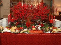 Christmas Buffet Table Decoration by The Most Beautiful Tabletops Stunning Looks That Make A Dinner