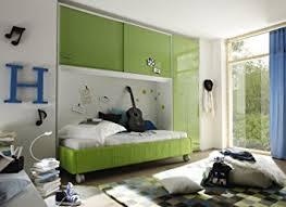 jugendzimmer set jugendzimmer set ponty kiwi grün hochglanz weiß de küche
