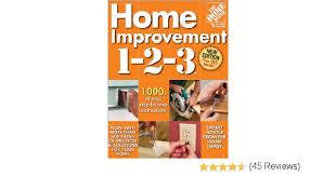 home improvement 1 2 3 better homes u0026 gardens 9780696238505