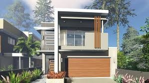 narrow home designs home designs for small lots cool 3 storey house plans for small