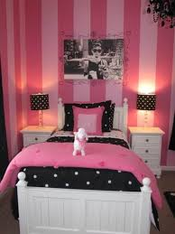 home design cute teen room ideas with purple color theme