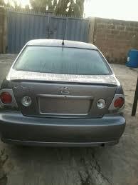 lexus is300 for sale in nigeria 2004 lexus is300 autos nigeria