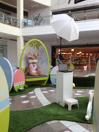 64 best easter mall decor images on displays