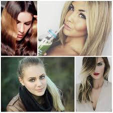 2017 highlights blonde streaks color ideas