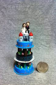 mini cake ornaments paul pape designs