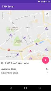 bike app android android app for torun s city bike system vinay gopinath