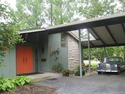 mid century modern exterior house colors mid century exterior home