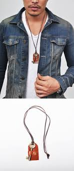 man accessories necklace images 43 best artisan leather men 39 s accessories images jpg