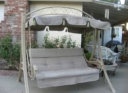 Modern Patio Swing Modern Patio Swing With Canopy Garden Swing Chair Outdoor Gazebo
