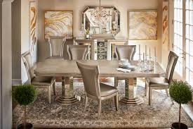 4 Chairs In Living Room by Angelina Double Pedestal Table Two Arm Chairs And 4 Side Chairs