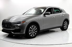 all black maserati 2017 2017 maserati levante