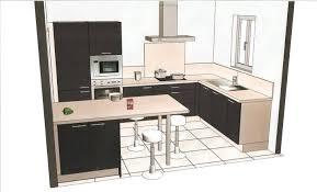 amenager sa cuisine en 3d gratuit plan amenagement cuisine gratuit luxe plan cuisine 3d gratuit plan
