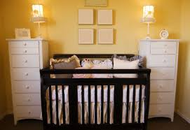 Yellow Gray And White Bedroom Ideas Baby Nursery Fascinating Yellow Grey Black And White Baby Nursery
