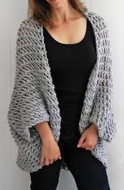Drape Cardigan Pattern Easy Cardigan Knitting Patterns In The Loop Knitting