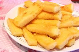 cuisiner mais frites de polenta au four ou à la poêle pour ceux qui aiment