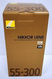 amazon com nikon af s dx nikkor 55 300mm f 4 5 5 6g ed vibration