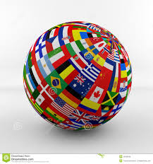 Country Flag Images Flag Globe With Different Country Flags Stock Image Image 26398469
