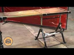 miller arcstation 30fx welding table strong hand tools nomad welding table model ts3020 youtube