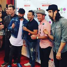 larger than backstreet boys celebrate 24 year anniversary at