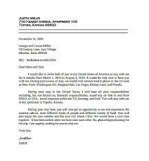 Visa Permission Letter Sle invitation letter for tourist visa awesome collection sle visitor