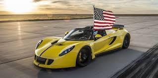 hennessey koenigsegg hennessey venom gt spyder claims world record for fastest