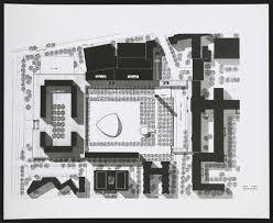 library of congress floor plan ad classics kresge auditorium eero saarinen and associates