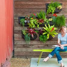 Planters That Hang On The Wall How To Make A Hanging Garden Sunset