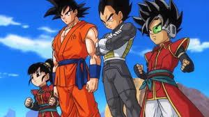 dragon ball dragon ball heroes fukkatsu no f u0026 super saiyan 4 movie