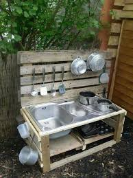 outdoor kitchen sinks ideas 33 best outside images on diy mud kitchen and
